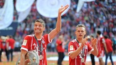 Galerie foto. Bayern îşi păstrează vedetele! Şi-a prelungit contractul până în 2023