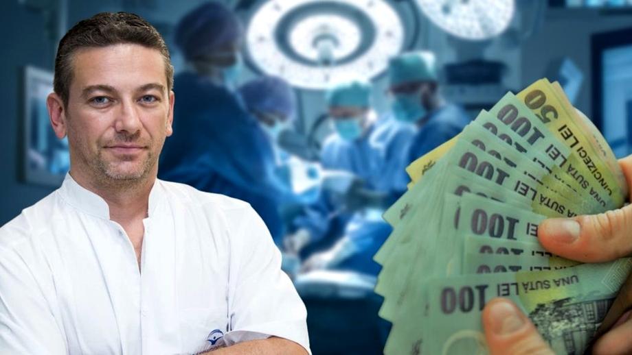 """Medicul Radu Zamfir câștigă lunar peste 13000 de euro! """"Eroul din Apuseni"""" este director în Ministerul Sănătăţii"""