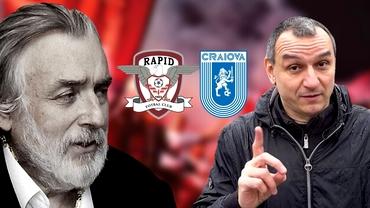 """Rapid – Craiova, duelul Imnurilor lui Adrian Păunescu, în amintirea fiului Andrei: """"Tata a scris gratis pentru Rapid și Craiova, a refuzat bani de la Steaua și Dinamo!"""""""