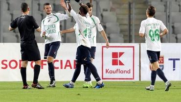 Sănătatea Cluj a produs cea mai mare surpriză din Cupa României! Echipa cu un lot de 975.000 de euro a eliminat-o pe Viitorul, deținătoarea trofeului