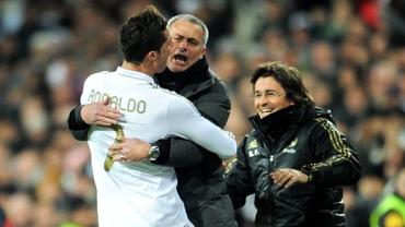 AS Roma îi face toate poftele lui Jose Mourinho! Cristiano Ronaldo și Eden Hazard, pe lista romanilor
