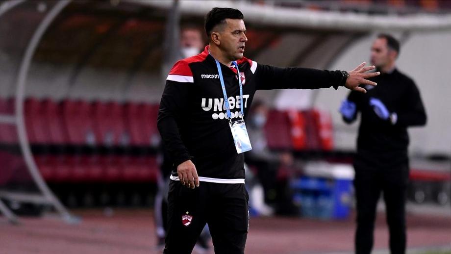 Cosmin Contra, cel mai dezastruos mandat din carieră. Statistică de invidiat înaintea revenirii la Dinamo