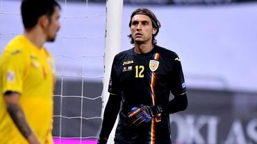 Ciprian Tătărușanu se retrage de la echipa națională! Mesajul portarului român