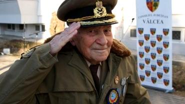 A murit Emil Vețeleanu, ultimul supraviețuitor al luptei de la Cotul Donului. Avea 101 ani