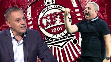 "Editorial savuros al lui Andrei Vochin, după CFR Cluj - Young Boys 1-1: ""Șumi, cu Loganul prin Europa"""
