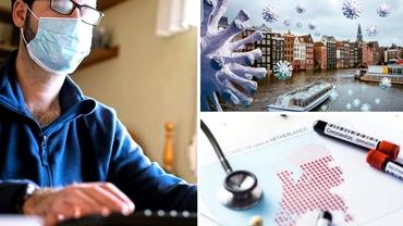 Olanda revine la munca de acasă din cauza înmulțirii cazurilor de COVID. Ce alte restricții au fost impuse