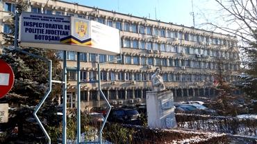 Polițiști din Botoșani, suspectați de luare de mită, reținuți de DNA, după perchizițiile de miercuri