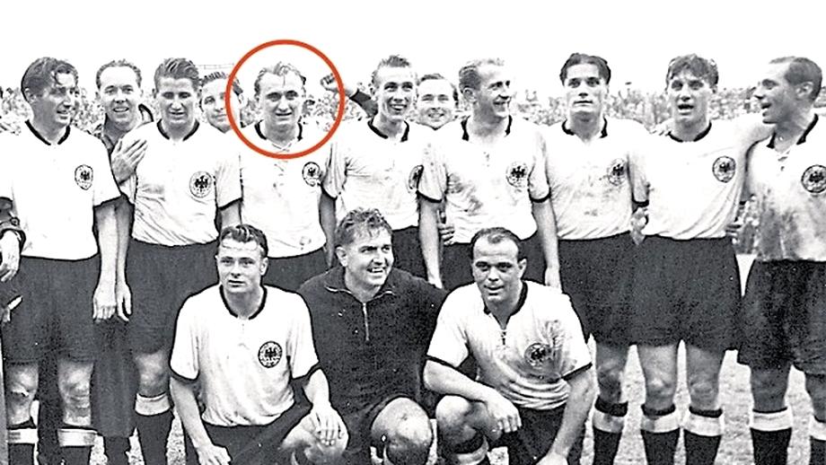 Singurul român campion mondial la fotbal. Lugoj, Lugoj, über alles!
