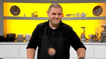 Cine este Alexandru Bădițoaia, cuțitul de aur din echipa lui Scărlătescu. Preparatul cu care a impresionat