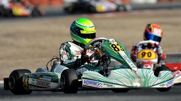 Pe urmele tatălui! Fiul lui Michael Schumacher, locul secund în campionatul de karting al Germaniei!