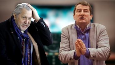 Ilie Năstase l-a jignit crunt pe Grigore Cartianu în direct la TV: