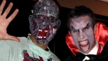 """""""Diavolii"""" adevăraţi se pregătesc de Halloween: îi recunoşti?"""