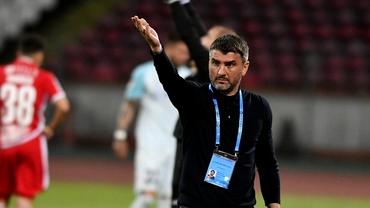 """Adrian Mihalcea își ceartă jucătorii după Dinamo - FCSB 0-3: """"E vorba de atitudinea lor, e vorba de fotbal, de plăcere"""""""