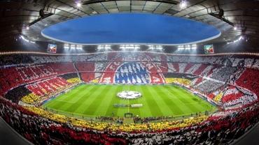 Foto. Stadionul lui Bayern Munchen va suferi modificări! Cum va arăta din vară