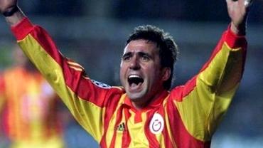 """Gică Hagi, vedetă pe contul de Facebook al UEFA Champions League! """"A fost cel mai mare jucător din istoria lui Galatasaray?"""" VIDEO"""