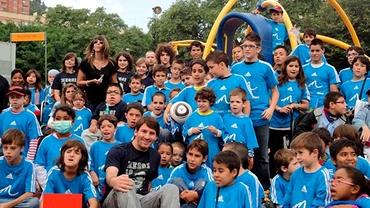 Actele de caritate ale lui Lionel Messi! Starul Barcelonei a investit 30 de milioane de euro de-a lungul anilor