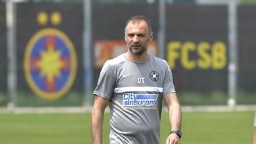 """Dinu Todoran a lămurit cum a ajuns antrenor la FCSB: """"Nu mă duc la biserică cu telefonul"""""""