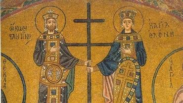 Cea mai puternică rugăciune pe care e bine să o spui de Sfinții Constantin și Elena. Aduce liniște sufletească