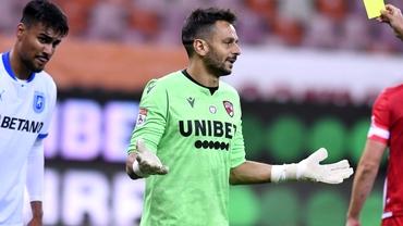Rene Hinojo, portarul cu salariu astronomic la Dinamo, refuzat în liga a doua din Spania
