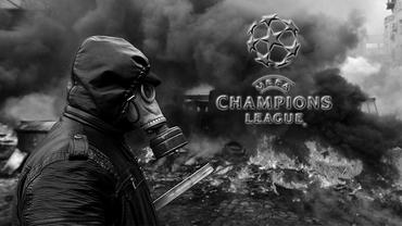 UEFA ia o decizie ISTORICĂ: RĂZBOIUL AFECTEAZĂ LIGA!
