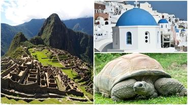 Top 10 cele mai frumoase locuri din lume. Unde îți poți încânta privirea cu cele mai atrăgătoare peisaje