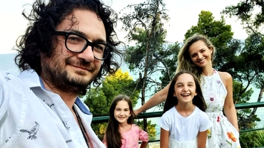 Fetița lui Florin Dumitrescu, de urgență la spital. Soția bucătarului a dezvăluit prin ce a trecut Ava