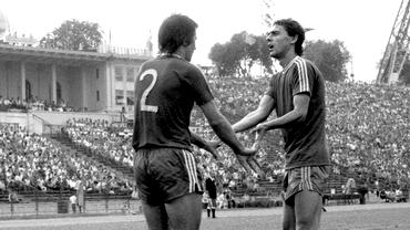 37 de ani de la U Craiova - Benfica 1-1! Sorin Cârţu nu a vrut să mai revadă meciul: