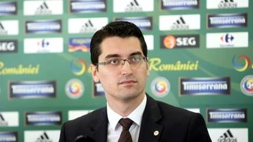 Un nou stadion în România!? Răzvan Burleanu a anunțat unde ar putea fi construit