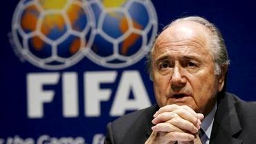 RECUNOŞTINŢĂ! Blatter, mesaj de condoleanţe după decesul lui Rainea