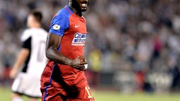 Muniru este aproape de contractul vieţii, după ce a fost dat afară de Becali de la Steaua