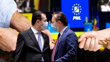 Scandal uriaş în PNL! Liberalii se întorc împotriva lui Ludovic Orban: