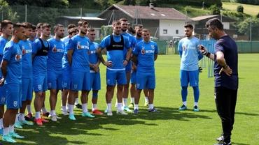 Schimbări de look pentru jucătorii de la U Craiova. Ce au făcut Elvir Koljic și Matteo Fedele. Exclusiv