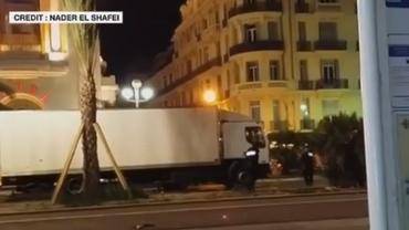 VIDEO şocant: Momentul în care atentatorul de la Nisa este împuşcat de poliţişti