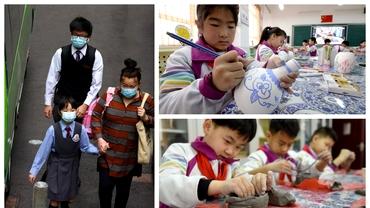 China ia noi măsuri pentru a-și proteja copiii. Interzice examenele la clasele mici și reduce accesul la jocurile online