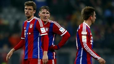 PARIURI. Bayern, învinsă acasă după un an! Cota URIAŞĂ pe care o avea Gladbach