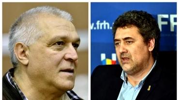 """Vasile Stângă cere demisia conducerii FRH: """"Dedu are scaunul lipit cu prenadez! Să plece cu toată gaşca!"""" Exclusiv"""