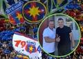 """Gheorghe Mustață, entuziasmat de revenirea lui Claudiu Keșeru la FCSB: """"Are o atitudine de campion!"""". Exclusiv"""