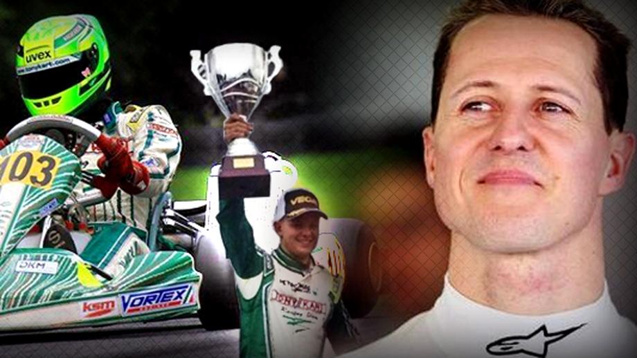VIDEO / Familia blestemată! Copilul lui Schumacher, ACCIDENT GRAV. Vezi momentul impactului