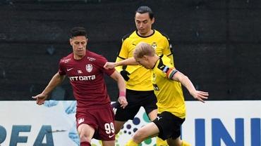 CFR Cluj - KuPS Kuopio 3-1 în play-off-ul Europa League! Campioana a făcut show și merge în grupe. Video