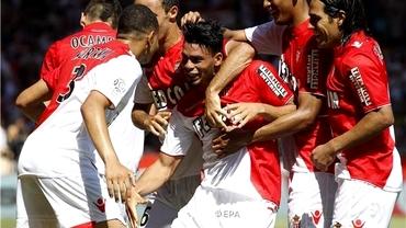 COTE BETON. Monaco joacă înainte de semifinala din Liga Campionilor
