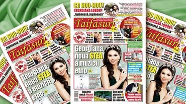 Revista Taifasuri 841! Editorial Fuego! Interviu exclusiv cu noua stea a muzicii etno, Georgiana Lobonț, CD în premieră națională, concurs cu premii auto!