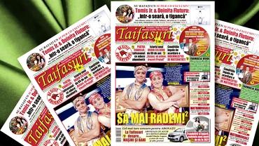 Revista Taifasuri, număr nou! Editorial Fuego! Interviu exclusiv umoristic cu Nae Alexandru și Cristi Simion, noul cuplu de aur al comediei românești!