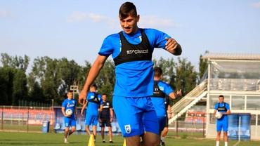 """A dat gol cu FCSB și este noua stea a Universităţii Craiova: """"Poate să ajungă vârful naționalei!"""" Exclusiv"""