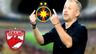 Decizie surprinzătoare a lui Edi Iordănescu. Ce a hotărât antrenorul FCSB înainte de derby-ul cu Dinamo. Exclusiv