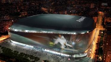 Real Madrid îşi reconstruieşte stadionul cu 500.000.000 de euro! Ce capacitate va avea arena după modernizare