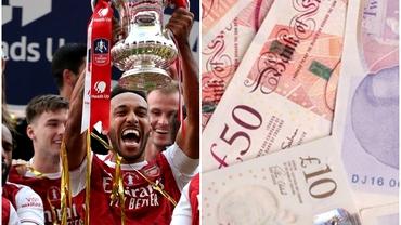 Câţi bani câştigă echipele în turul 3 din Cupa Angliei! Calificatele iau cât Salah în două zile