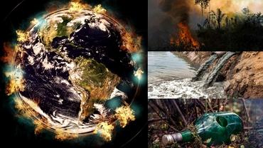 Vin vremuri grele. Viaţa pe Terra, pusă în mare pericol. Raport devastator