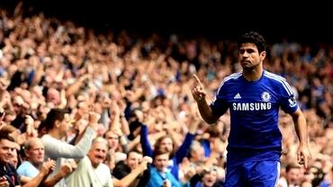"""Mourinho uimeşte: """"Costa nu face nimic la antrenamente"""""""