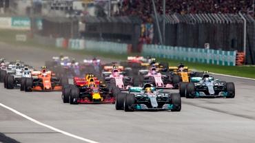 Video. S-a lansat oficial imnul pentru sezonul de Formula 1!