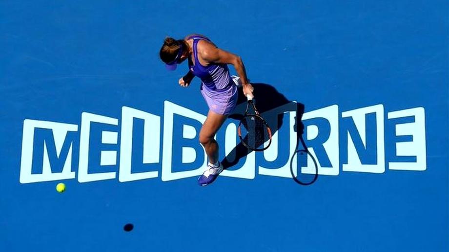 Programul românilor vineri la Australian Open! Simona Halep, CAPUL de afiş al zilei